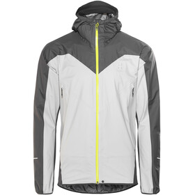 Haglöfs L.I.M Comp Jacket Men Stone Grey/Magnetite